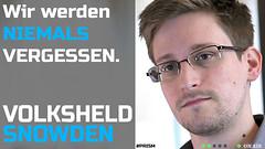 VOLKSHELD Snowden Motiv 2 FHD-Format (NICOon21) Tags: deutschland snowden nsa prism privacy gchq surveillance peace freedom goverment data patriot ueberwachung kontrolle regierung freiheit daten volksheld