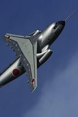 JASDF Gifu AB Air Show 2016 (vapor_trails) Tags: gifu japanairselfdefenseforce jasdf nikon d7200 nikkor afsnikkor300mmf28gedvrii teleconverter tc17eii aviation aircraft militaryaircraft japan c1ftb