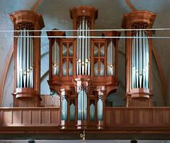 The Organ of  Michaeliskirche, Eutin, Schleswig-Holstein, Germany (Philinflash) Tags: 2016 church churchinteriors europe germany organ orgel otherkeywords places eutin schleswigholstein
