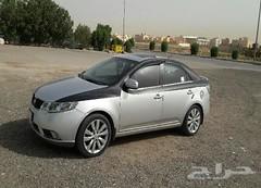 Kia - Cerato - 2011  (saudi-top-cars) Tags: