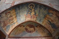 Seu Vella de Lleida (esta_ahi) Tags: lleida seuvella ri510000156 catedral gtic gtico segri lrida spain espaa  architecture arquitectura pintura marededu virgenconelnio