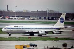 N793PA Boeing 707-321C Pan Am (pslg05896) Tags: n793pa boeing707 panam lhr egll london heathrow
