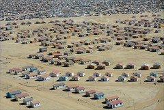 DRC (me*voilà) Tags: namibia swakopmund desert drc housing huts poverty urban