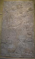 Assyrian King (RockN) Tags: worcesterartmuseum assyrian goodtobeking worcester massachusetts newengland