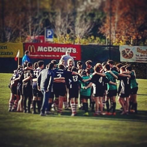 Torneo Under 16 a Bolzano con Sudtirol e Black Bears.  #lagariarugby #rugby #rovereto