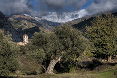 Pueblo de montaa (Aristides Daz) Tags: sierra nevada granada nigelas pueblo rural