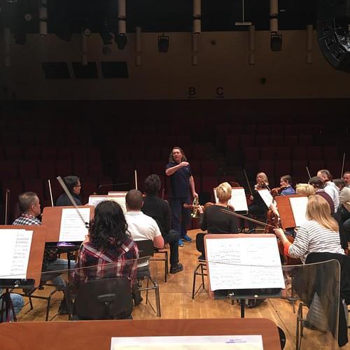 #Rehearsal #concert 2.12.2016 #DariuszMikulski #Conductor & #Soloist #FilharmoniaDolnoslaska #JeleniaGora #Hirschberg #NiederschlesischePhilharmonie #Mozart #LaClemenzaDiTito #HornConcert #Beethoven #Sinfonie No 5