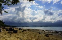 DSC00555 (Licran) Tags: water mayotte sea cloud sky beach island sand ciel nuage mer plage sable