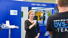 Die neue MSF FiberLas Baureihe im Fokus (MicroStep Europa) Tags: euroblech 2016 microstep microstepeuropa hersteller msf fiberlas tube500 3dbearbeitung bleche rohre profile dvstv