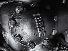 Trane (Burnt Umber) Tags: fauxtography phonetography samsung galaxy s6 digitalisthedevil goldcoastrailwaymuseum miami florida rpilla001 copyrightallrightsreserved pullman train locomotive break pnuematic wheel steel engine electric diesel steam boiler motor powerplant industrial power pipes valves luggage cart carriage boxcar railway goldcoastrailroadmuseum tracks travel navalairstation richmond urbex flurbex ue urban explorer