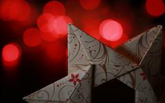 paper arrow (Marcus Rahm) Tags: arrow macromondays bokeh stern christmas