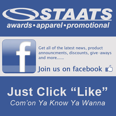 Staats Awards Facebook LIKE Us 2013