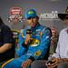 Father Son Surprised By Richard Petty At Michigan Speedway