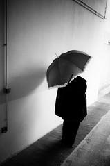 ... (Ayertosco) Tags: world street city light shadow blackandwhite bw italy white black men rain contrast umbrella blackwhite italia mood humanity photos candid streetphotography human pioggia varese blackwhitephotos wwwblackbulbnet theoutsidewindowcom