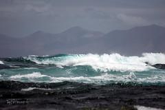 The Wave (time4floyd) Tags: pentax fuerteventura kanaren wave canaryislands wellen elcotillo k10d farodeltoston