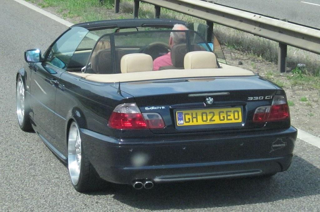 BMW 330CI Evotechnik July 2013 Bristol Viewfinder Tags Ford Vw Limo Bmw Mazda