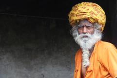 Sadu (martien van asseldonk) Tags: nepal man holy kathmandu hindu sadu martienvanasseldonk