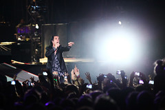 Nick Cave and the Bad Seeds, Main Stage @ExitFestival 2013 (Exit Festival) Tags: music festival fun live exit fest fortress nickcave novisad petrovaradin exitfestival tvrdjava exit2013 lastfm:event=3460682