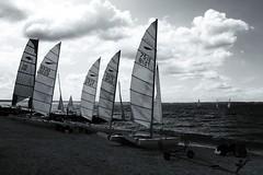 B&W boats (NovemberAlex) Tags: boats mono kent seaside whitstable