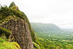 Oahu (da_nessa) Tags: hawaii oahu lookout pali