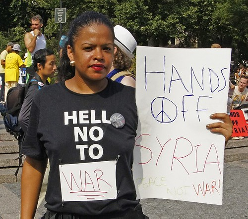 U.S. Hands off Syria
