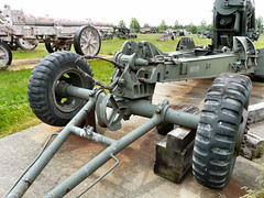 "M115 203mm Howitzer (12) • <a style=""font-size:0.8em;"" href=""http://www.flickr.com/photos/81723459@N04/9709662566/"" target=""_blank"">View on Flickr</a>"