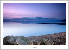 Loch Lomond Serenity (Explored #139 12/09/2013) (flatfoot471) Tags: winter sunset west rural landscape scotland twilight dusk balloch lochlomond dunbartonshire