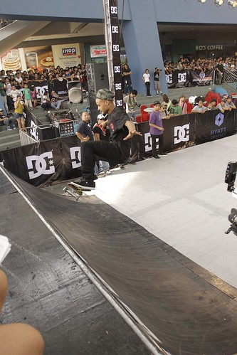 Skate Exhibition - Tommy Fynn Trick 2
