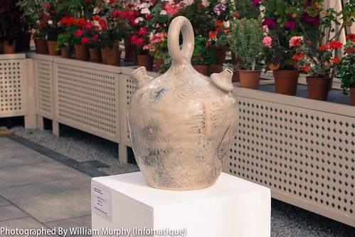 Botijo By Angela Velazquez - Sculpture In Context 2013