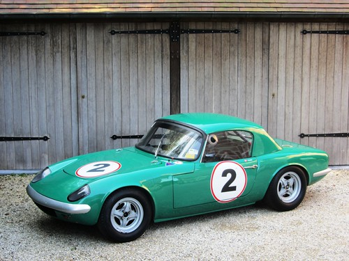 Lotus Elan S2 to 26R specification (1965).