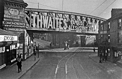 Darwen Street Bridge, Blackburn, Lancashire (L&YR)