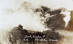 AL231 Davis Album Photo_000150 (San Diego Air & Space Museum Archives) Tags: tank sandiego renault fteustis panamacanal ft17 forteustis renaultft armoredwarfare renaultft17 al231 armouredwarfare renaulttank