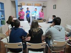 Taller hablar en pblico (Cibercorresponsales) Tags: taller infancia jvenes encuentro plataforma aprendizaje talleres esgaravita interplanetario cibercorresponsales