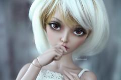 Celine (Dancing*Butterfly) Tags: doll tan bjd fairyland abjd celine msd mnf abj minifee eludys