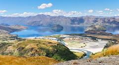 Lake Wanaka (New Zealand) (robvanderwaal) Tags: newzealand landscape wanaka lakewanaka landschap nieuwzeeland 2013 rvdwaal robvanderwaalphotographycom
