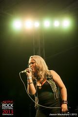 Scarlet Reef (Jasson Mackenzie) Tags: festival rock metal inri rap miche barranquilla regge 2013 thrahs witchtrap