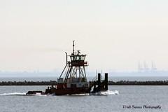 Betty L. (Walt Barnes) Tags: canon eos boat ship vessel richmond calif tugboat tug sanpablobay workboat pushboat 60d millerknox canoneos60d eos60d wdbones99
