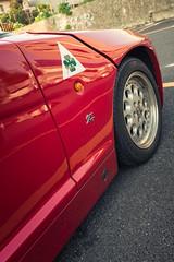 20131121_05_Alfa Romeo SZ (foxfoto_archives) Tags: japan photoshop tokyo shibuya adobe harajuku alfa romeo  fujifilm   alfaromeo 52 lightroom sz     x100s