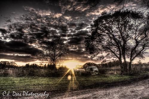 HDR Sundown