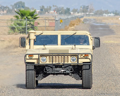AM General Humvee (Pasley Aviation Photography) Tags: arizona am high force glendale general air luke wheeled vehicle humvee hmmwv base mobility afb multipurpose