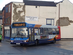 Stagecoach in Lincolnshire 33217 V517 XTL on 8 (1) (sambuses) Tags: 33217 stagecoachinlincolnshire v517xtl