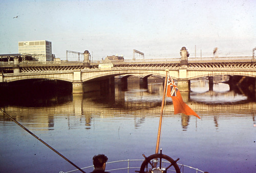 River Clyde 1960s