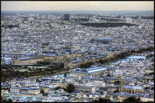 Paris - View of the City Museum