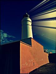 Lighthouse (ronramstew) Tags: lighthouse agadir morocco maroc marruecos phare marokko leuchtturm dechirico giorgiodechirico tamri lemaroc caprhir bestcapturesaoi mygearandme mygearandmepremium mygearandmebronze mygearandmesilver mygearandmegold mygearandmeplatinum blinkagain capghir