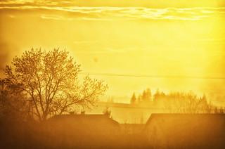 Poland Sunset