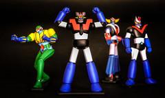 Mazinga Z - Jeeg Robot - Il Grande Mazinga - Goldrake (auredeso) Tags: robot go great ufo z goldrake grendizer mazinger nagai jeeg mazinga uforobotgrendizer mazingaz greatmazinger uforobot gonagairobot