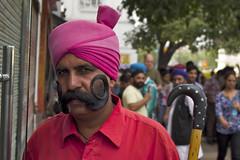 Mustache (miageografia) Tags: new india place delhi mustache connaught