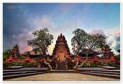 Pura Sarawati, Ubud, Bali. (Vin PSK) Tags: bali indonesia temple ubud purasarawati