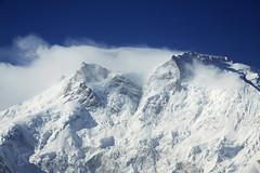 The Mighty Nanga Parbat (sufined) Tags: pakistan mountain hike killer gilgit nangaparbat killermountain fairymeadows nagna germankiller