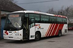 Bus Eireann SR46 (04C711). (SC 211) Tags: century cork cocork scania sr46 buseireann irizar macroom l94 february2012 04c711